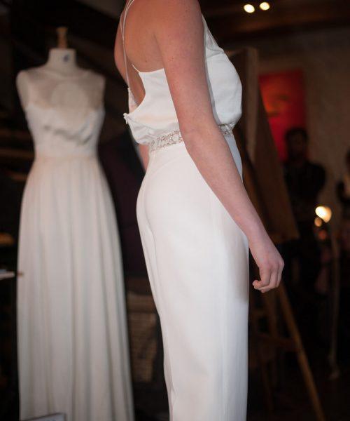 Location Robe de mariée La Rochelle combinaison Maelle profil
